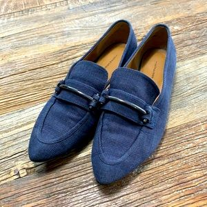 Blue loafers 9
